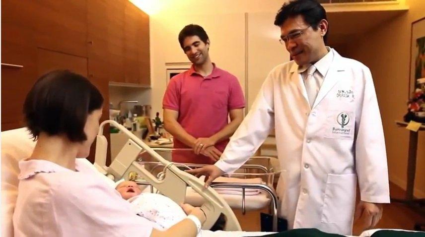 Роды в ведущих центрах и клиниках Тайланда